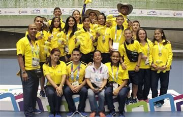 Selección Colombia de Judo, campeona suramericana