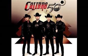 """Calibre 50 llega a Colombia con su sencillo """"Aunque Ahora estés con él"""""""