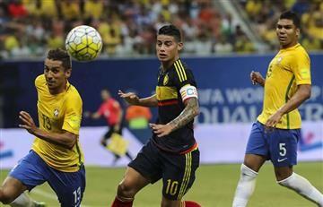 Colombia vs. Brasil: definido el horario del partido en homenaje a Chapecoense