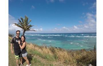 Mariana Pajón y sus vacaciones de lujo junto a su prometido