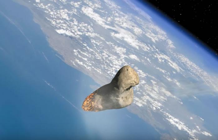 Cuatro asteroides pasarán el mismo día. Foto: Youtube
