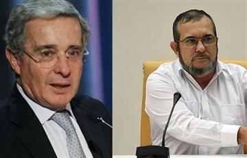 'Timochenko' le cantó la tabla a Uribe