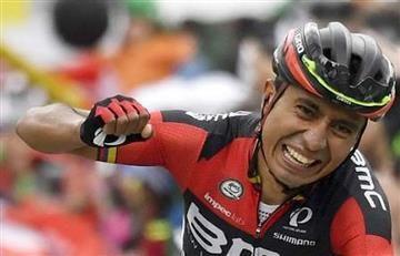 Darwin Atapuma recibe la mejor noticia para el ciclismo colombiano