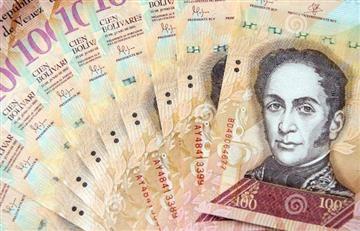 El billete de 100 bolívares volvió a circular
