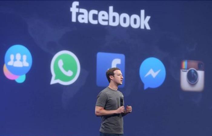 Facebook es acusada de brindar falsa información de WhatsApp