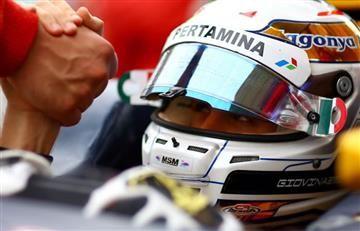 Ferrari contrata a Giovinazzi como tercer piloto