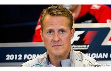 "Michael Schumacher: ""Sigue luchando"""