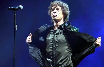 Mick Jagger: Publican foto de su octavo hijo