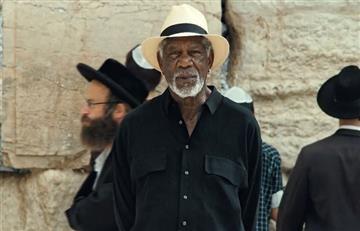 """Morgan Freeman regresa con la segunda parte de """"La Historia de Dios"""""""