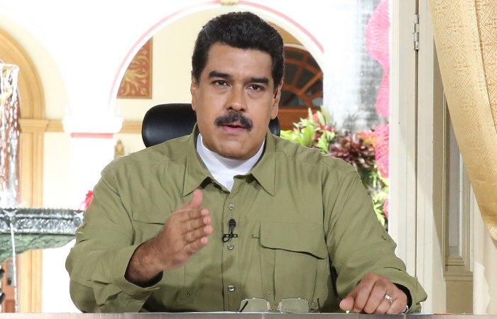 """Nicolás Maduro """"perdonó"""" al dúo 'Chino y Nacho' y recibió inmediata respuesta"""