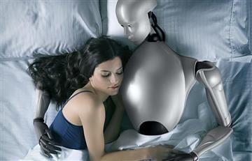 ¿Sexo con robots? Expertos alertan sobre esta práctica