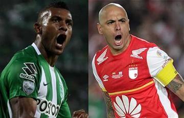 Conmebol: Atlético Nacional y Santa Fe los mejores en los últimos 10 años