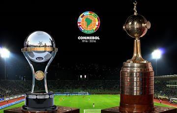 Copa Libertadores y Copa Sudamericana se jugarán de la siguiente manera