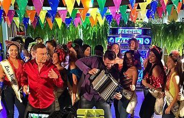 Iván Villazón presenta el video de 'Mozaico-Zon IV'