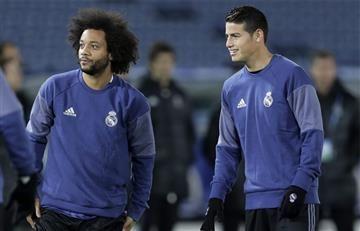 La razón por la que James no se va del Real Madrid