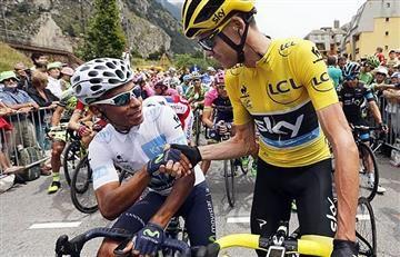 Nairo Quintana vs. Froome: la rivalidad que cambió el ciclismo