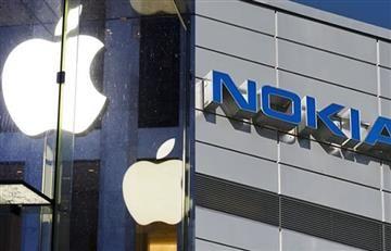 Apple es demandada por Nokia