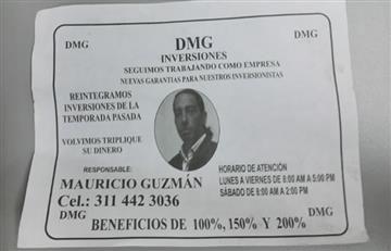 DMG estaría de regreso en Colombia