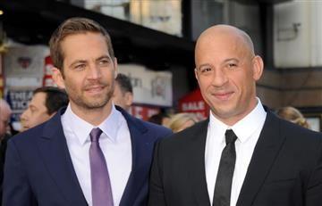 Instagram: Vin Diesel recuerda a su amigo Paul Walker