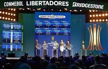 Libertadores: Rivales definidos para los equipos colombianos