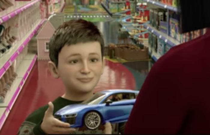 Video publicitario cambia los estereotipos. Foto: Youtube
