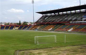 Dimayor suspendió estadio de primera división