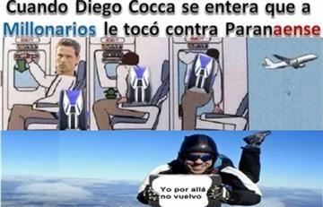 En memes, la salida de Diego Cocca de Millonarios