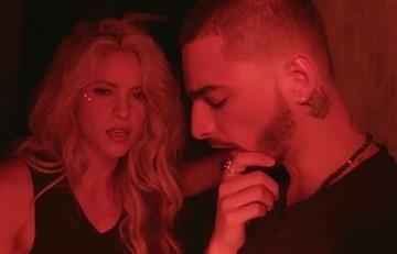 Shakira y Maluma envían mensaje de navidad a sus fans
