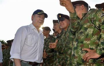 La Otan aceptó iniciar relaciones militares con Colombia