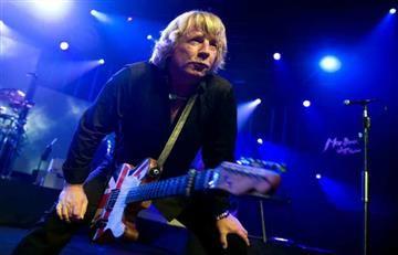Muere Rick Parfitt, guitarrista de Status Quo