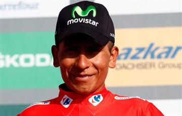 Nairo Quintana: Deportista del Año según El Tiempo