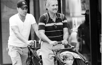 Padre de Ricky Martin se encuentra en delicado estado de salud