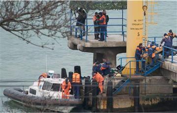 Avión militar ruso se accidenta con 92 personas a bordo