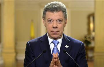 Santos: Que el espíritu navideño perdure para construir la paz