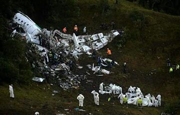 Chapecoense: Avión LaMia se accidentó por sobrepeso y falta de combustible