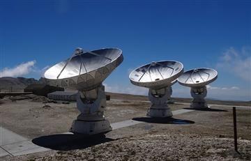 Espacio: Seis misteriosas señales son detectadas fuera de la Galaxia