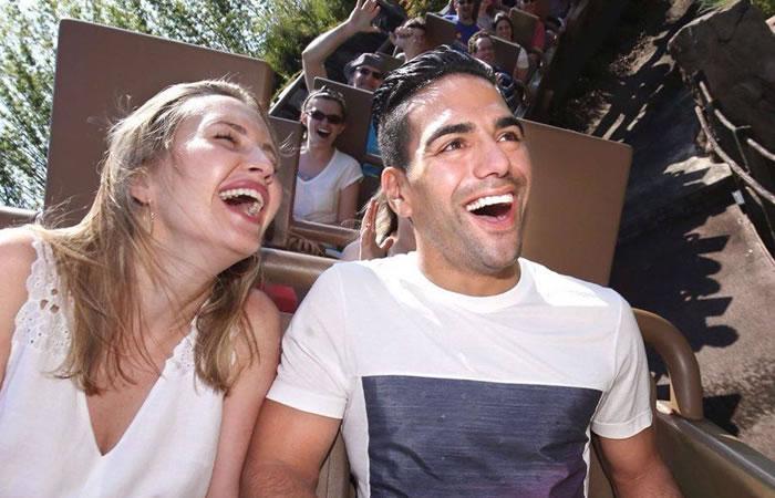 Falcao García: ¿Qué hace 'el tigre'  en estas vacaciones?
