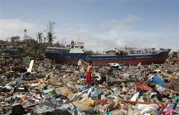 Filipinas en estado de emergencia por tifón