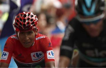 Nairo Quintana toma una polémica decisión que favorece a Chris Froome