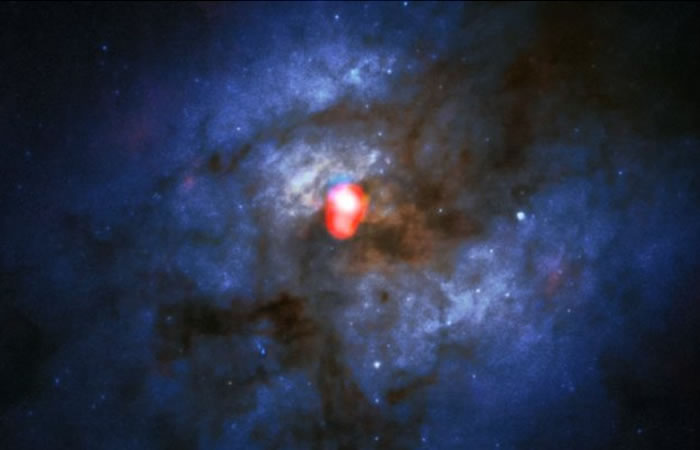 Telescopio ALMA mejora su capacidad para detectar agua. Foto: EFE