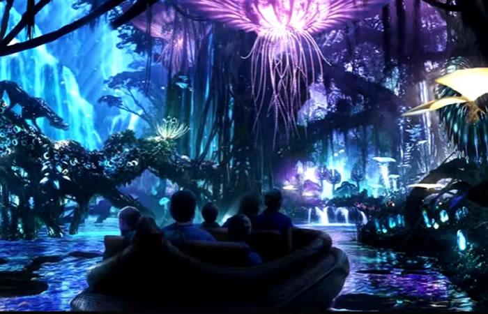 Disney: El mundo de Avatar será pronto una realidad