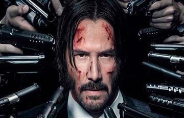 John Wick 2: Keanu Reeves regresa y estrena tráiler