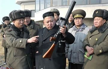 "Kim Jong-un estaría planeando un ""desastre nuclear"""