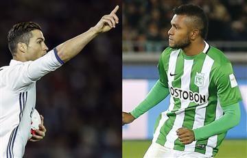 Atlético Nacional sí jugó con en el Real Madrid