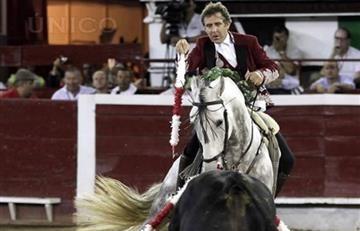 Feria de Cali: Solitaria oreja para Hermoso de Mendoza