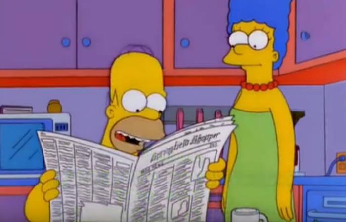 Horóscopo exclusivo de Los Simpsons para el 2017