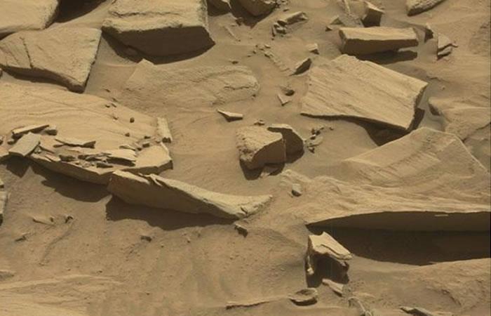 Marte: Descubren objeto cotidiano que demostraría que hubo vida