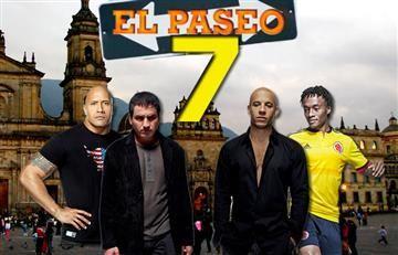 Vin Diesel participará en el 'Paseo 7'