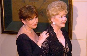 Debbie Reynolds muere a los 84 años de edad