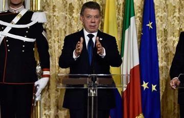 """Juan Manuel Santos y sus """"instrucciones precisas"""" contra el terrorismo"""